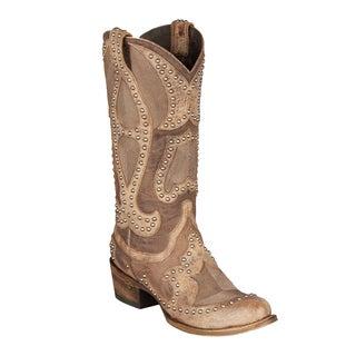 "Lane Boots ""Kara"" Women's Leather Cowboy Boot"
