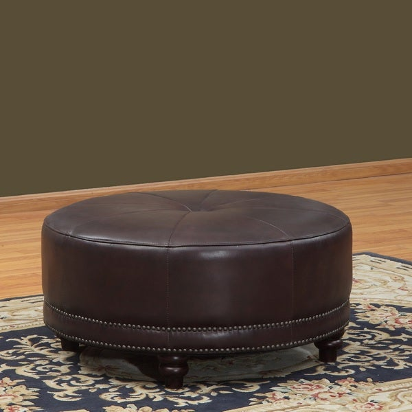 Image Result For Leather Storage Ottoman With Casters