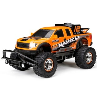 New Bright 1:10 R/C 9.6V Baja Extreme 2.4GHz Ford F-150 Raptor