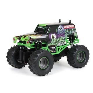 New Bright 1:15 R/C Full Function Monster Jam Zombie