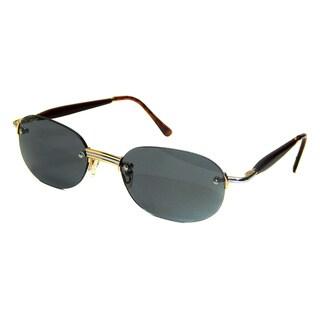 Vecceli Italy Women's 'Mahogany-2008-Black' Sunglasses