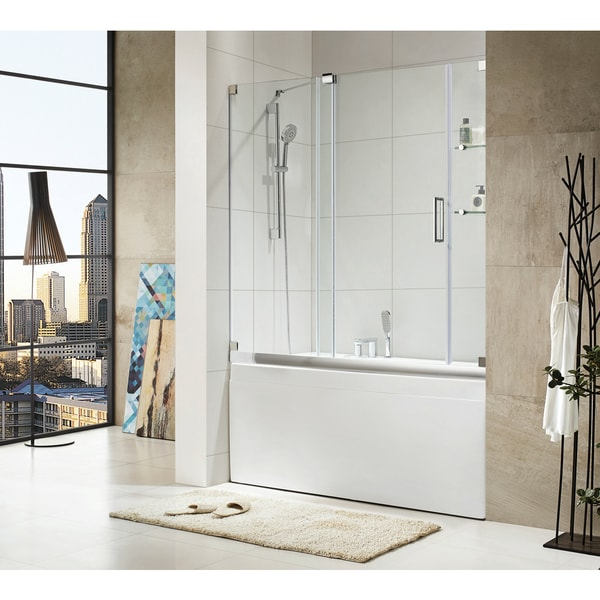 Paragon bath oasis e premium 10mm thick clear for Bathroom 4 less review