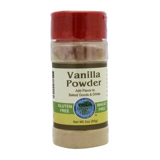 Authentic Foods 3-ounce Gluten Free Vanilla Powder (Pack of 2)