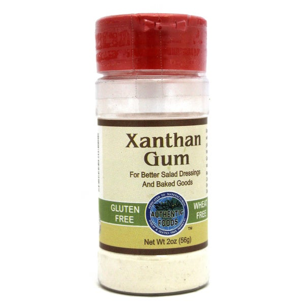 Authentic Foods 2-ounce Gluten Free Xanthan Gum (Pack of 2)
