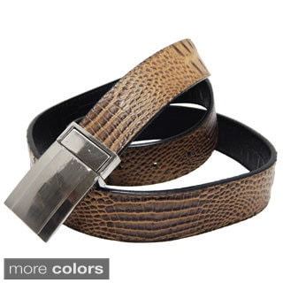 Vecceli Italy Women's Genuine Leather Belt