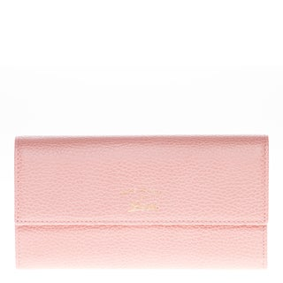 Gucci Swing Leather Continental Wallet