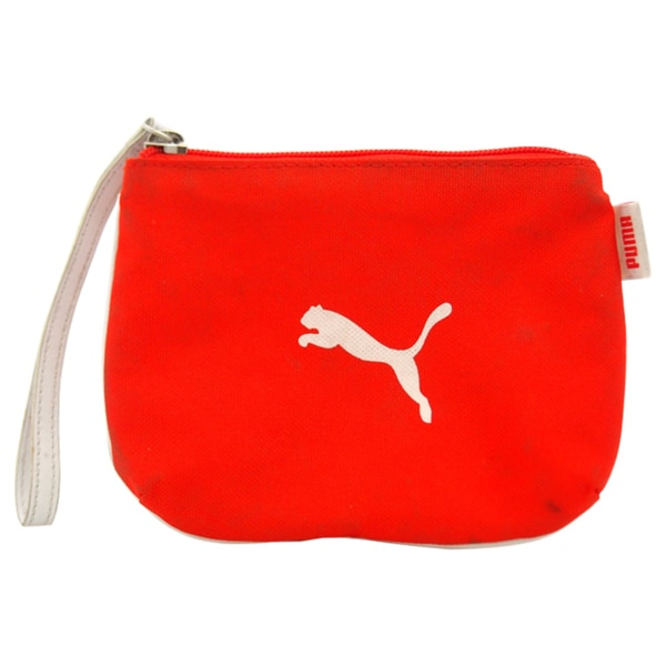 Puma Unisex Red Fabric Bag