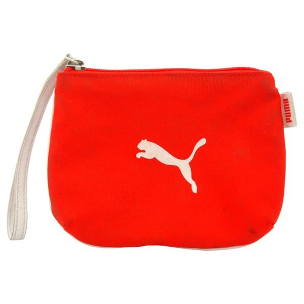 Puma Unisex Red Fabric Bag