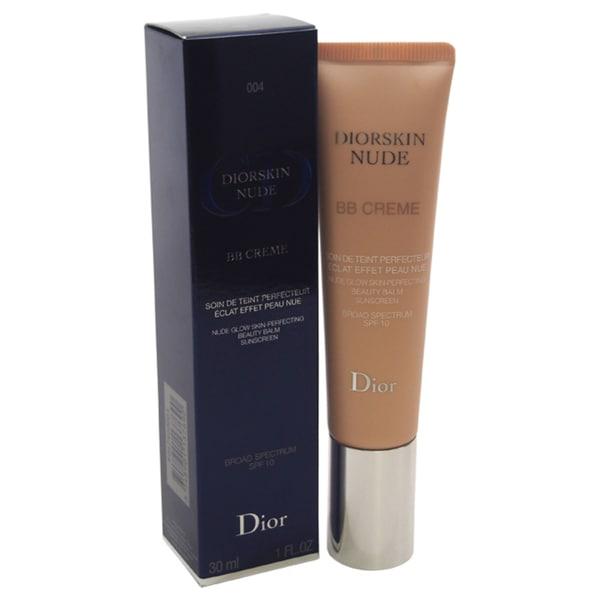 Diorskin Nude BB Creme Nude Glow Skin Perfecting Beauty Balm SPF 10