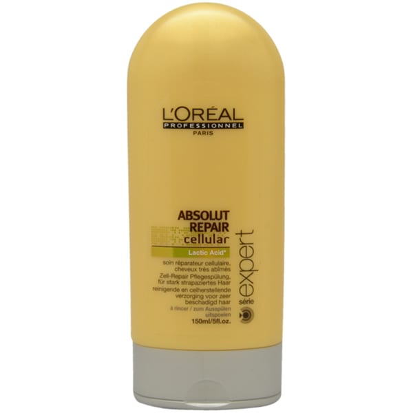L'Oreal Professional Serie Expert Absolut Repair Cellular 5-ounce Repairing Conditioner