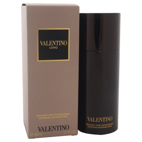 Valentina Men's 5.1-ounce Deodorant Spray