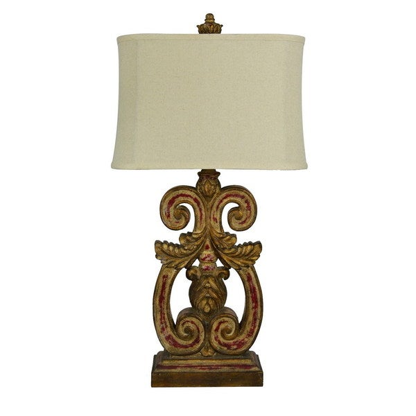Forty West Penelope Table Lamp 2 Piece