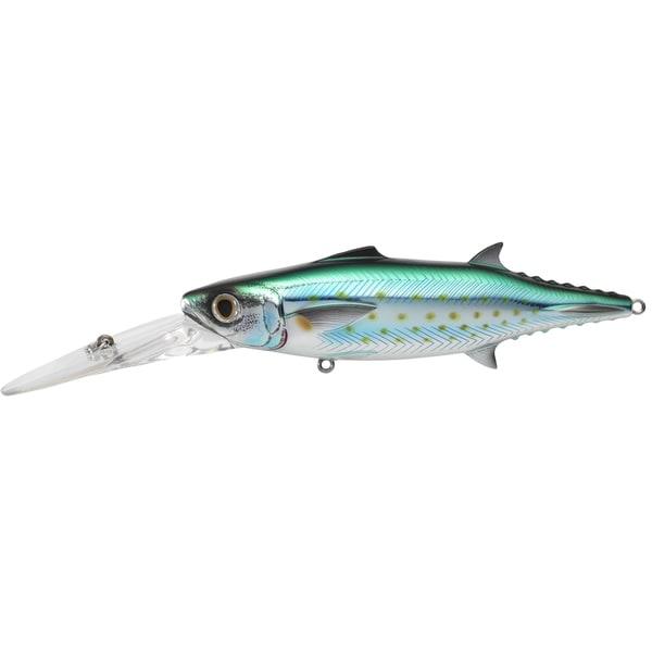 Livetarget Spanish Mackerel Trolling Bait Silver/ blue/ green 2/ 0