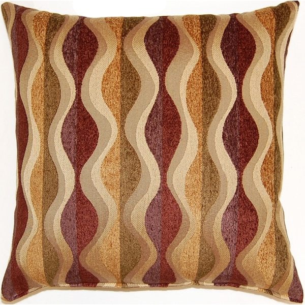 Pipeline Harvest 17in Single Throw Pillow