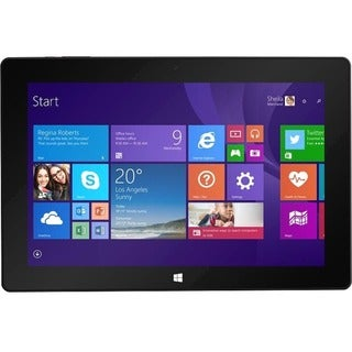 """Ematic EWT132BL 32 GB Net-tablet PC - 10"""" - In-plane Switching (IPS)"""