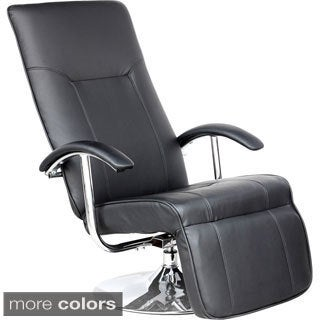 CorLiving Yalaha Leatherette Reclining Lounge Chair