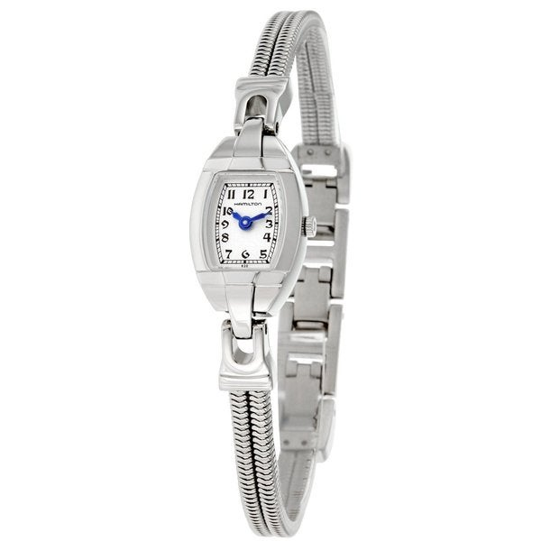Hamilton Women's H31111183 Lady Hamilton Replica White Watch