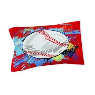 Thumbprintz Baseball Homerun Sham