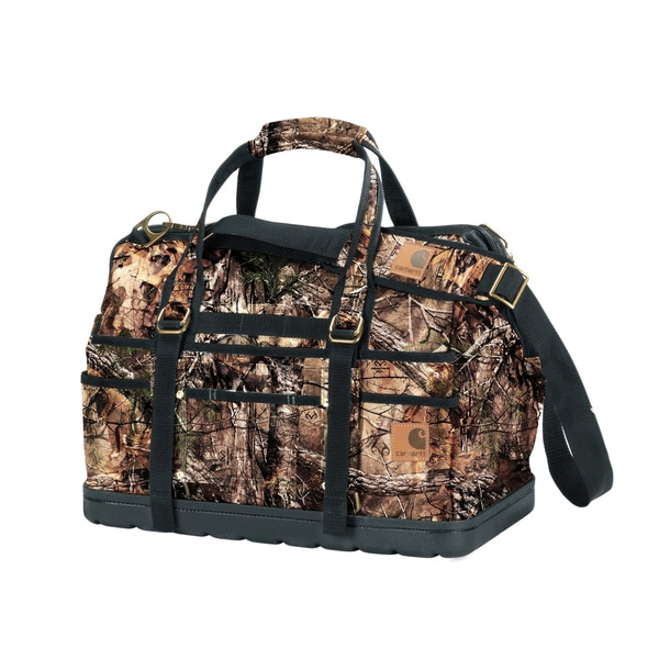 "Carhartt Real Tree XtraLegacy 18"" Tool Bag with Molded Base"