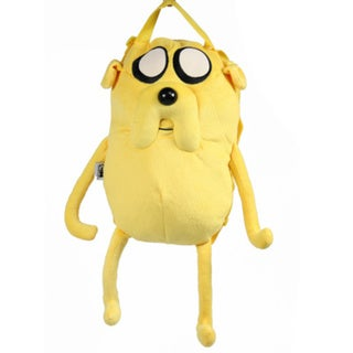Adventure Time Plush Jake the Dog Backpack