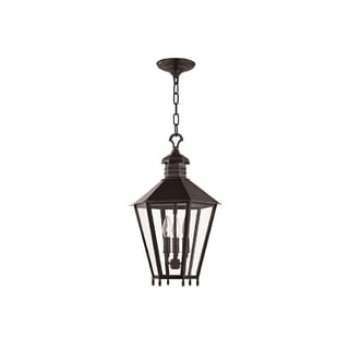 Hudson Valley Barstow I 3-Light Small Lantern, Old Bronze
