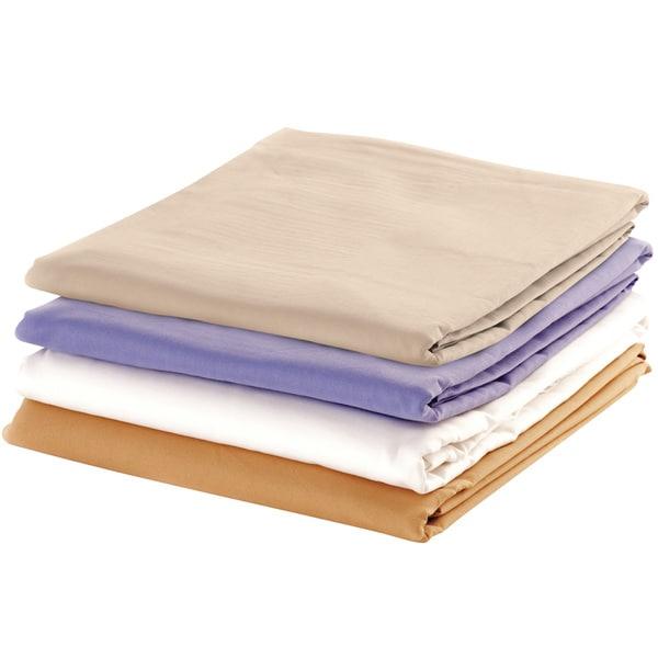NRG Massage Table Cotton-poly Sheet Set