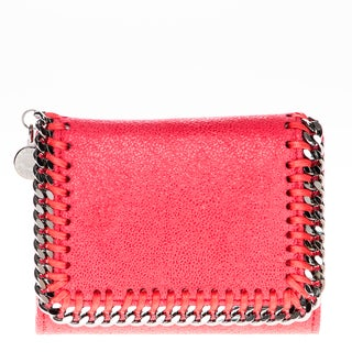 Stella McCartney Small Falabella Shaggy Deer Document Case