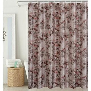 Hamilton Park Birdies Shower Curtain (hooks included)