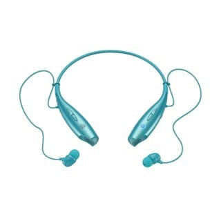 Lg Electronics Tone+ Hbs-730 Teal Bluetooth Headset Retail Packaging
