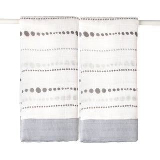 aden + anais Moonlight Bead Bamboo Issie Security Blankets