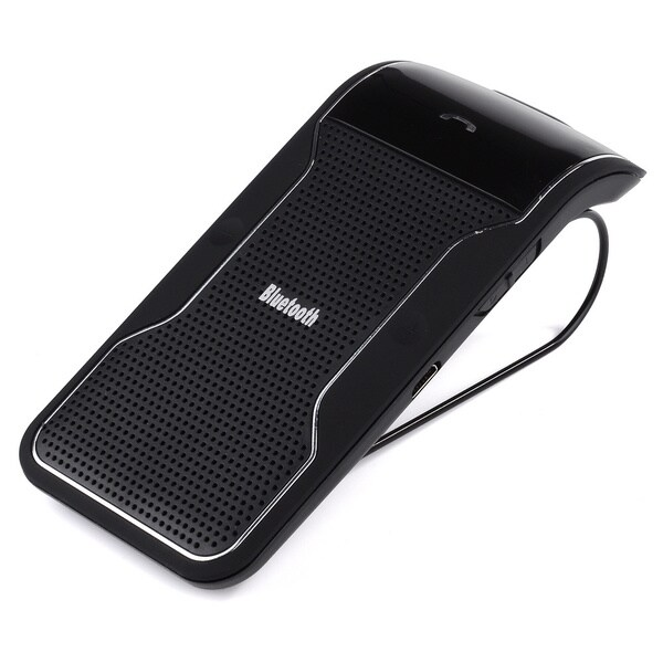 Patuoxun Hands-free Multipoint Bluetooth Wireless Speakerphone Car Visor Kit