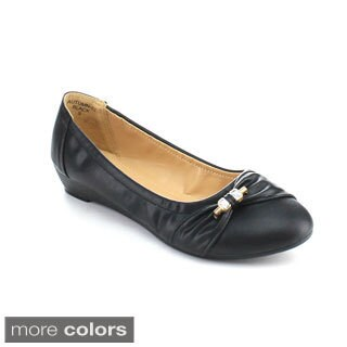 Via Pinky AUTUMN-82 Women's Basic Light Ballet Flat