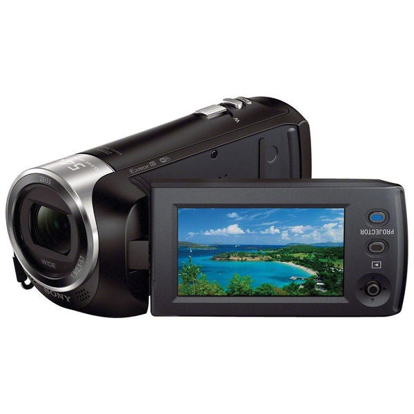 Sony 8GB HDR-PJ275 Full HD Handycam Camcorder with Built-in Projector (Black)