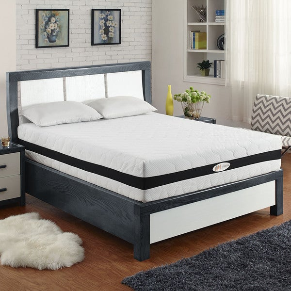 Opulence 14-inch Queen-size Gel Memory Foam Mattress