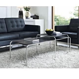 Blox Stainless Steel Coffee Table
