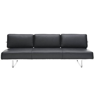 Charles Stainless Steel Tubular Convertible Sofa