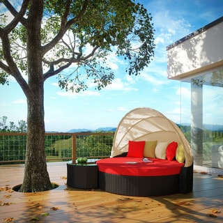 Prelection Canopy Outdoor Patio Daybed