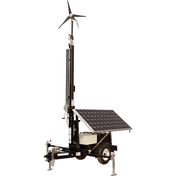 Black Sage Mobile Hybrid Power System
