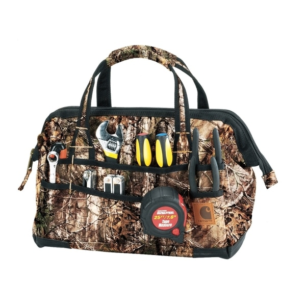 Carhartt 14-inch Real Tree Xtra Legacy Tool Bag