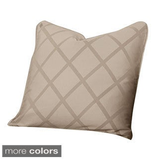 Sure Fit Durham 18-inch Decorative Pillow