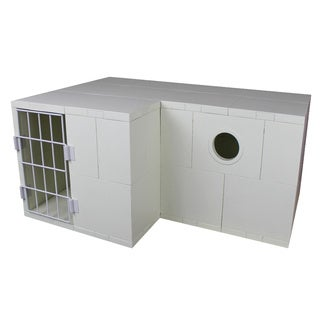L-shaped Customized Pego Pet House