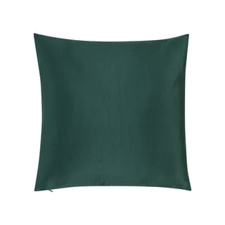 Sure Fit Dupioni 18 x 18-inch Decorative Pillow