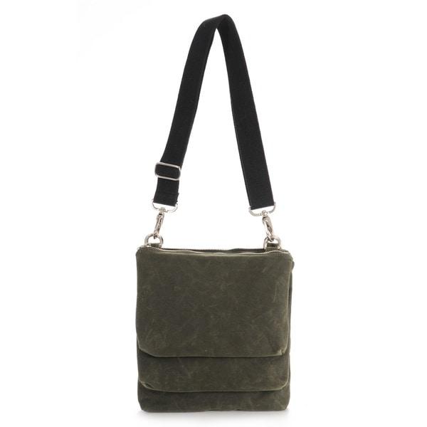 Flote Trilogy Triple Pouch Crossbody Shoulder Bag