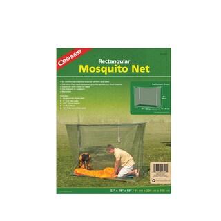 Coghlans Mosquito Net Backwoods/ Single/ Green