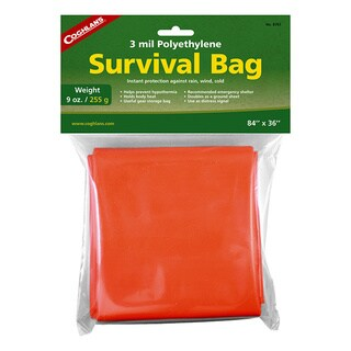 Coghlans Emergency Survival Bag