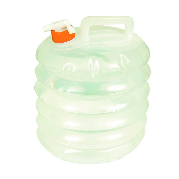 Ultimate Survival Technologies Water Carrier Clear Accordian 8L