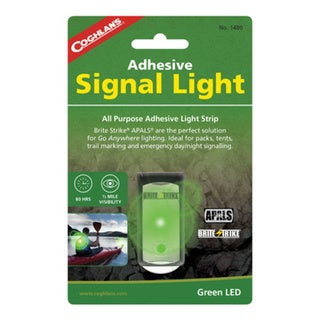 Coghlans Adhesive Signal Light Green