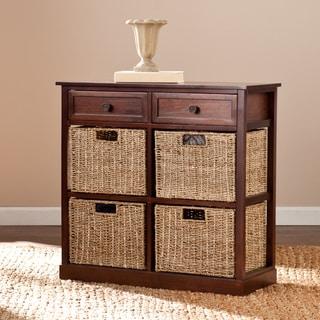 Upton Home Killeen 4-basket Storage Chest