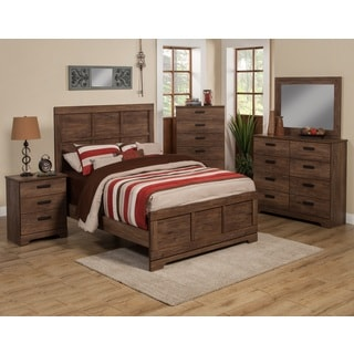 Sandberg Furniture Urban Village Bedroom Set