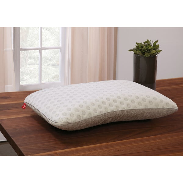 Danican Cool Pointe Memory Foam Forma Pillow